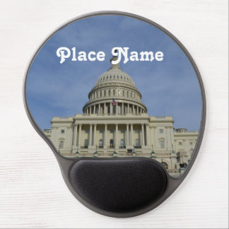 Capitol Hill Gel Mouse Pad