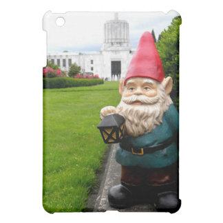 Capitol Lawn Gnome iPad Mini Cases