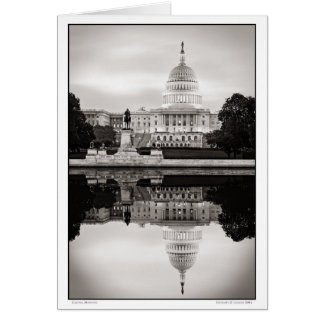 Capitol Morning Card