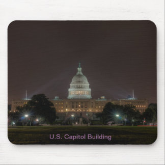 Capitol Nights Mouse Pad