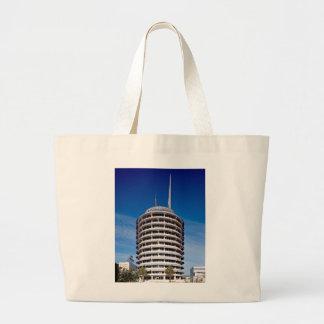 Capitol Records Hollywood Boulevard Jumbo Tote Bag