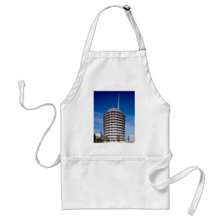 Capitol Records Hollywood Boulevard Standard Apron