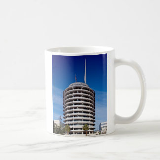 Capitol Records Tower LA Coffee Mug