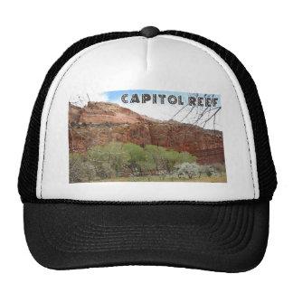 Capitol Reef Mesh Hats