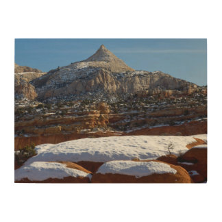 Capitol Reef National Park, Utah, USA 5 Wood Canvases