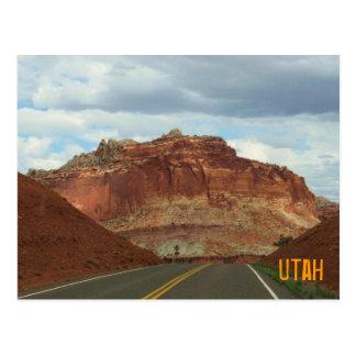Capitol Reef Nat'l Park, Utah Postcard