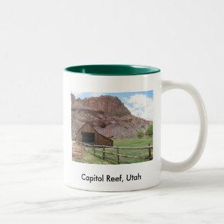 Capitol Reef, Utah Coffee Mug