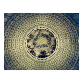 capitol rotunda post card