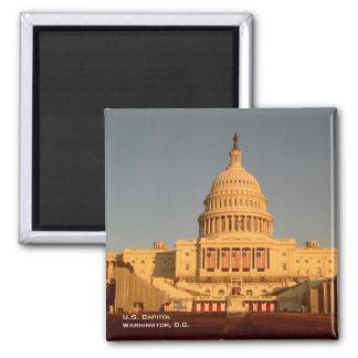 Capitol Sunset Magnet