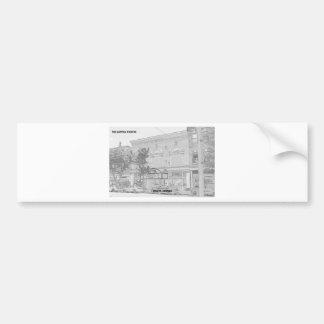 CAPITOL THEATRE - MACON, GEORGIA BUMPER STICKERS