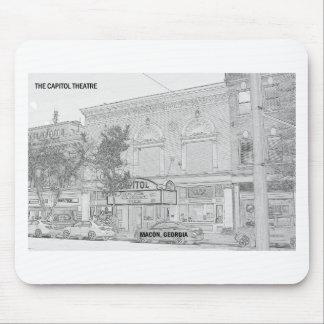 CAPITOL THEATRE - MACON GEORGIA MOUSEPAD
