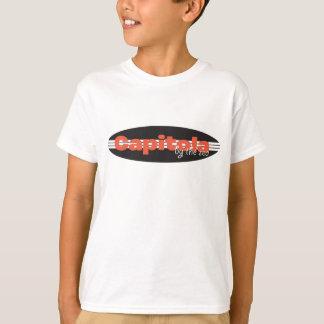 Capitola Surf Board T Shirt