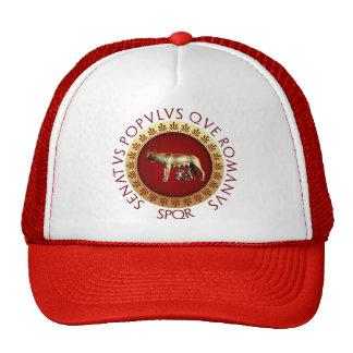 Capitoline Wolf Cap