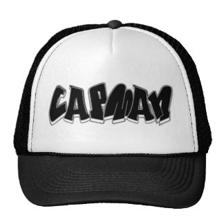 CAPman 1st Edition (Black) Hat