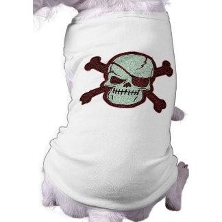 Cap'n Curly III Pet Tshirt