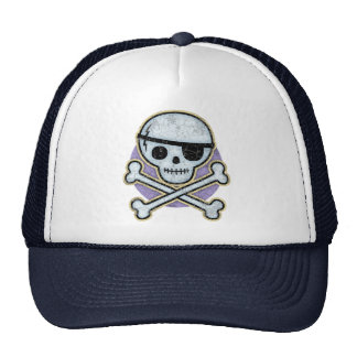 Cap'n Patchy Trucker Hats