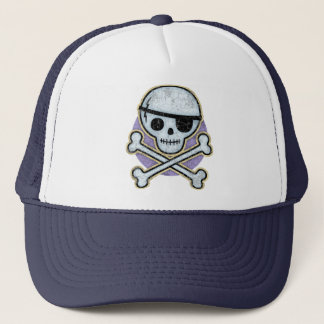 Cap'n Patchy Trucker Hat