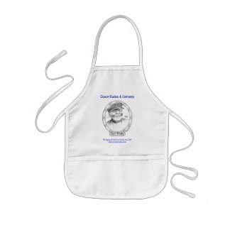 Cap'n Whaley - Choose Any Size, Style or Color of Apron