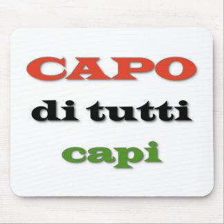 Capo/Boss Mouse Pad