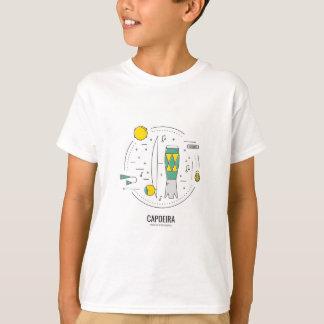 Capoeira Brasil - Musical Instruments Brazil T-Shirt