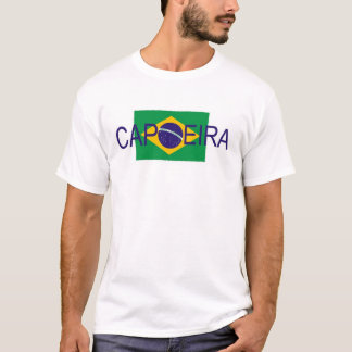 capoeira brazil flag T-Shirt
