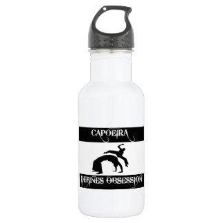 capoeira design 532 ml water bottle