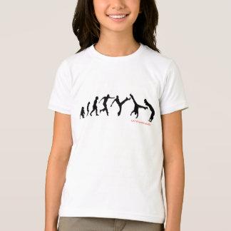 Capoeira evolution T-Shirt