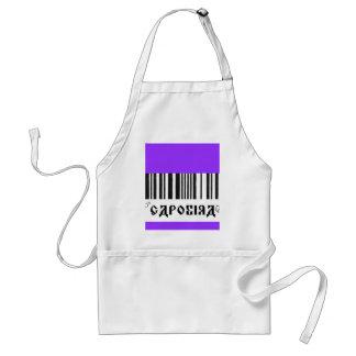 capoeira love apron mma brazil angola