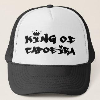 Capoeira Martial Art Fight Figher Trucker Hat