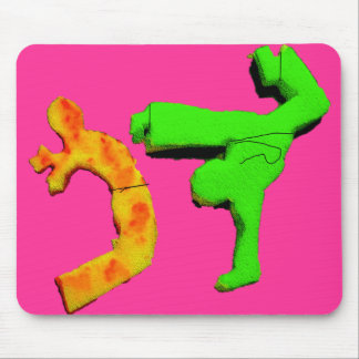 capoeira mma mixed martial arts brasil axe mouse pad