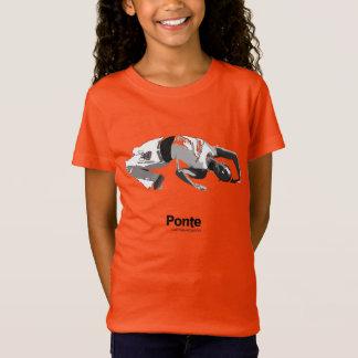 Capoeira Moves, ponte T-Shirt