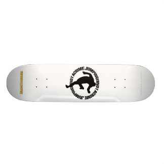 CAPP Records Jumpstyle Skateboard