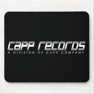 CAPP Records - Mouse Pad