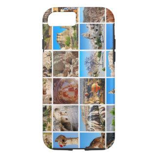 Cappadocia collage iPhone 7 case