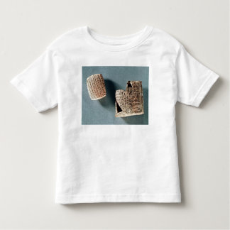 Cappadocian letter and envelope, from Turkey Toddler T-Shirt