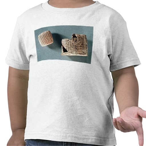 Cappadocian letter and envelope, from Turkey Tshirts
