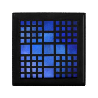 Cappanella V1 - blue squares Gift Box