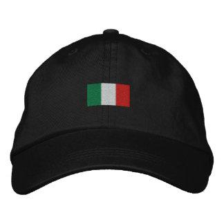 Cappello Berretto Italia Bandira - Forza Italia! Embroidered Baseball Cap