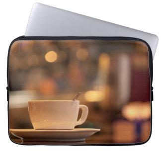 Cappuccino coffee, Venice, Italy Laptop Sleeve