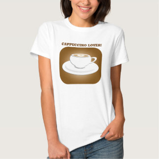 Cappuccino Lover T-Shirt