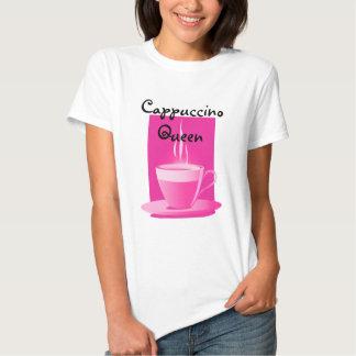 Cappuccino Queen Tshirt