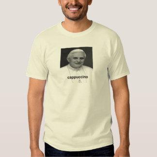 cappuccino t-shirt