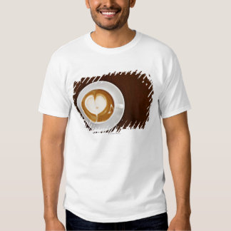 Cappuccino with love shirts