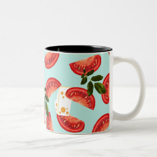 Caprese Two-Tone Coffee Mug