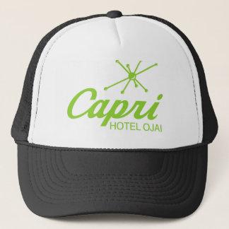 Capri Hotel Ojai, California Trucker Cap