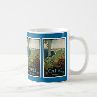 Capri Basic White Mug