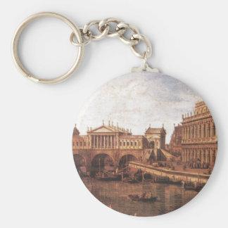 Capriccio: a Palladian Design for the Rialto Key Ring