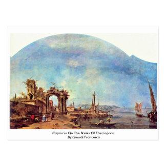 Capriccio On The Banks Of The Lagoon Postcard