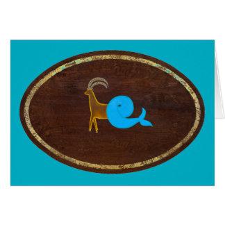 Capricorn 2008 card