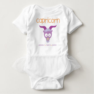 Capricorn Baby Bodysuit